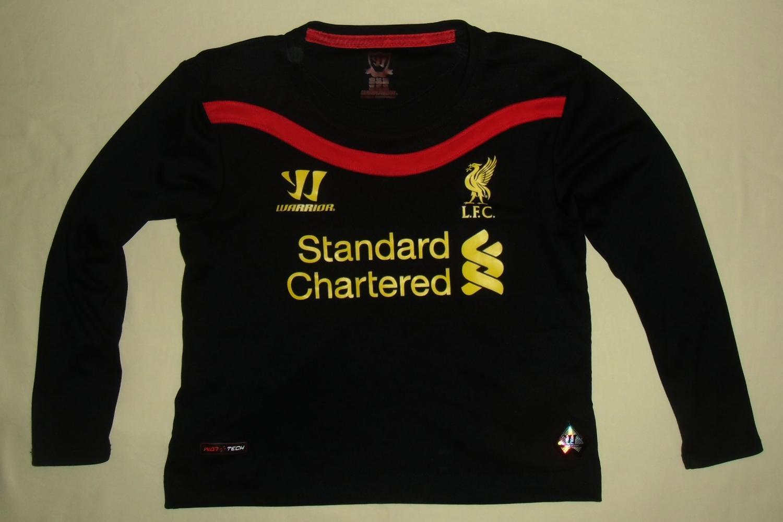 d113dba3b Liverpool Goalkeeper футболка 2014 - 2015. Sponsored by Standard ...