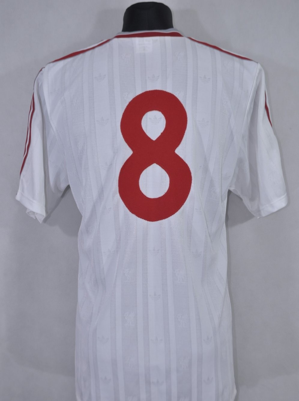 quality design 8b5e2 1e59b Liverpool Third football shirt 1988 - 1989. Sponsored by Candy