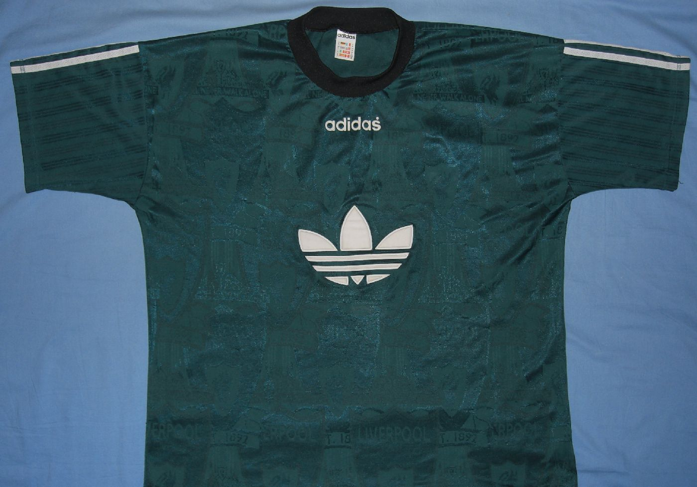 new style e431f 86e7d Liverpool Training/Leisure football shirt 1988 - ?.