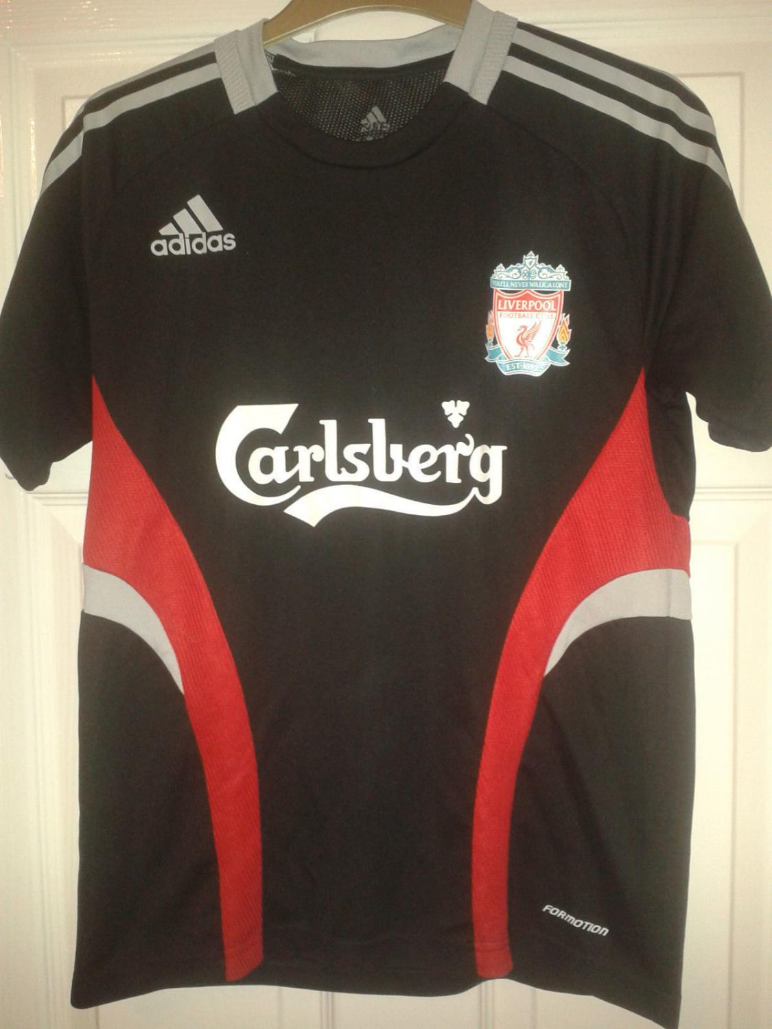 reputable site 5be58 a940b Liverpool Training/Leisure Maillot de foot 2006 - 2007.