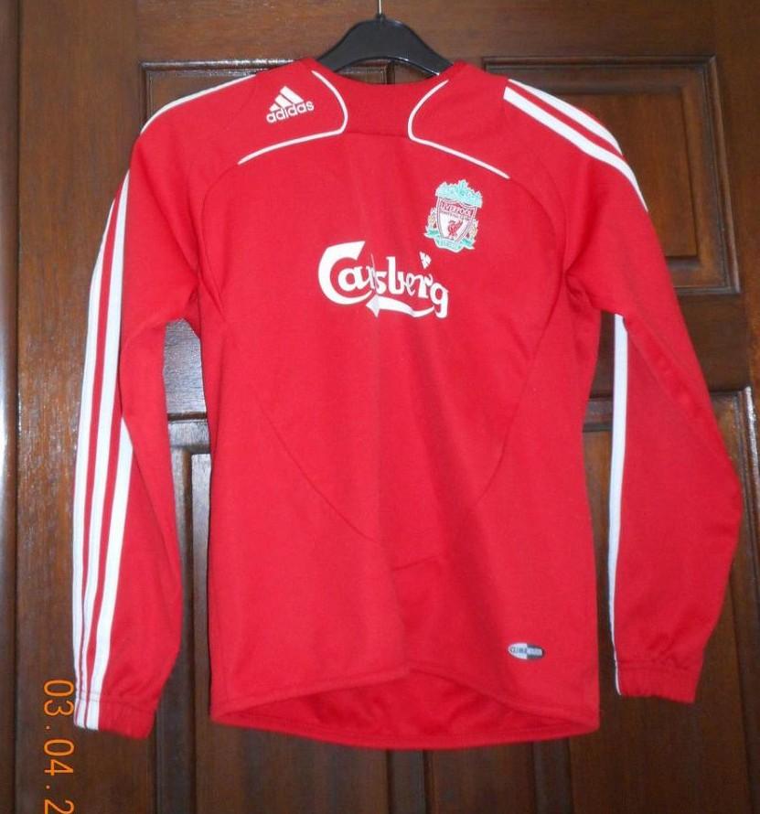 Allenamento calcio Liverpool sito