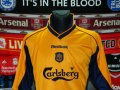 Liverpool Away football shirt 2000 - 2002