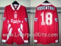 Liverpool Home football shirt 1993 - 1995