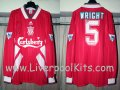 Liverpool Local Camiseta de Fútbol 1993 - 1995