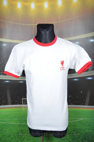 Liverpool Retro Replicas football shirt 1973