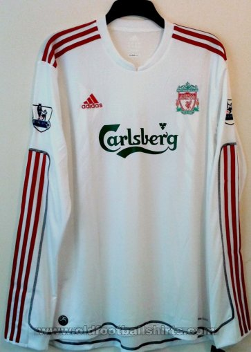 Liverpool Third football shirt 2009 - 2010