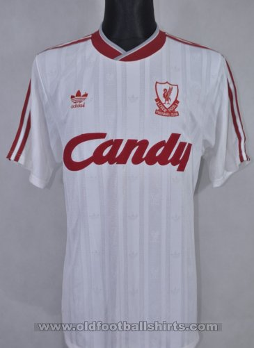 Liverpool Third football shirt 1988 - 1989
