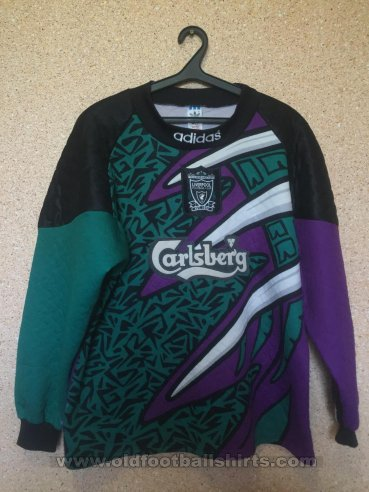 Liverpool Goalkeeper football shirt 1995 - 1996