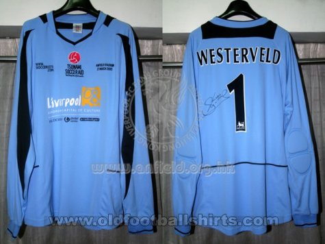 Liverpool Special football shirt 2005