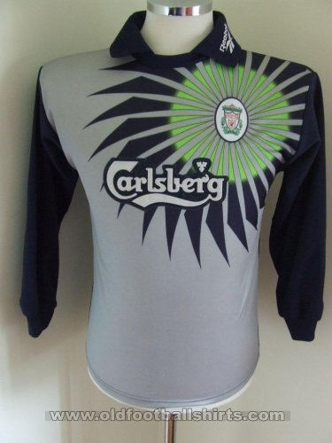 Liverpool Goalkeeper football shirt 1999