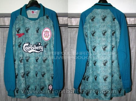 Liverpool Special football shirt 1996 - 1997