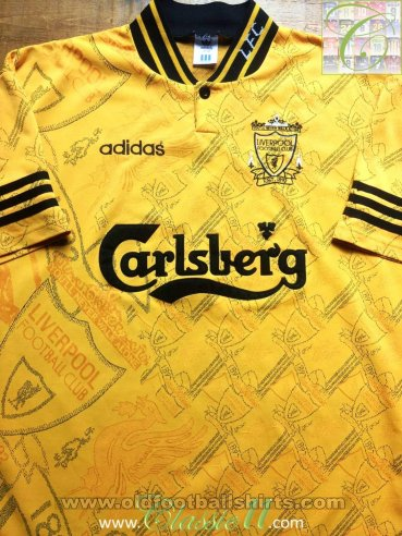 Liverpool Third football shirt 1994 - 1996