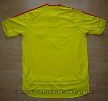 Liverpool Away football shirt 2006 - 2007