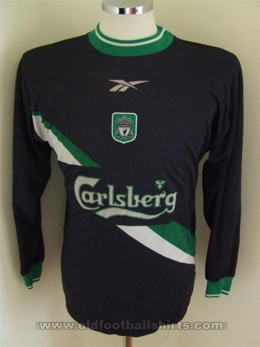 Liverpool Goalkeeper football shirt 1999 - 2000