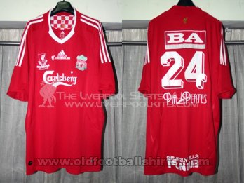 Liverpool Special football shirt 2008
