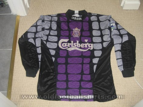 Liverpool Goalkeeper football shirt 1994 - 1995