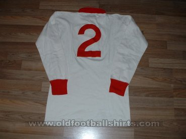 Liverpool Cup Shirt football shirt 1950