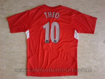 Liverpool Home football shirt 2004 - 2006