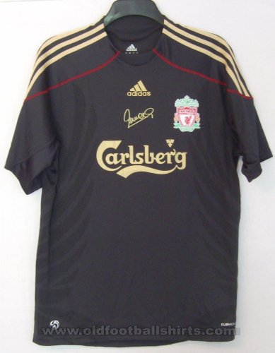 Liverpool Special football shirt 2009 - 2010