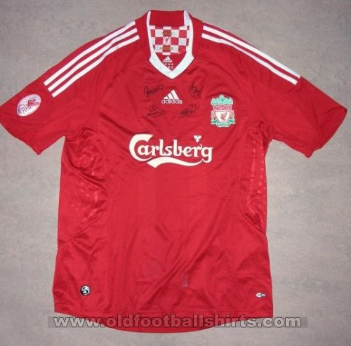 Liverpool Special football shirt 2008 - 2010