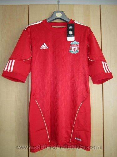 Liverpool Thuis  voetbalshirt  2010 - 2012