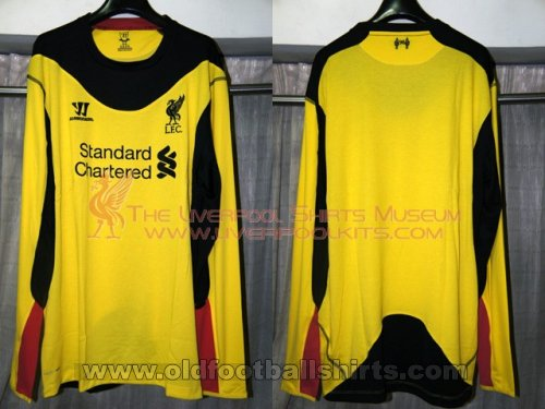 Liverpool Gardien de but Maillot de foot 2012 - 2013