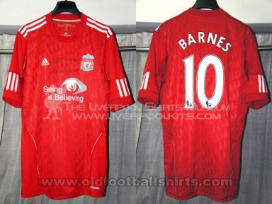 Liverpool Special football shirt 2011 - 2012