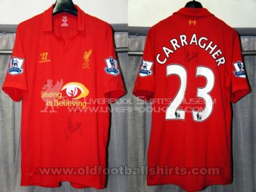 Liverpool Special football shirt 2012 - 2013