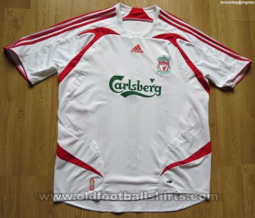 Liverpool Away football shirt 2007 - 2008