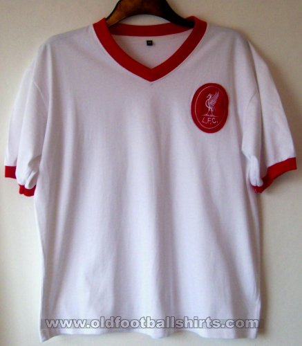 Liverpool Retro Replicas football shirt 1957 - 1962