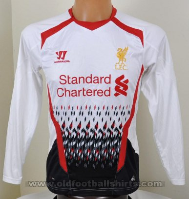Liverpool Away Camiseta de Fútbol 2013 - 2014
