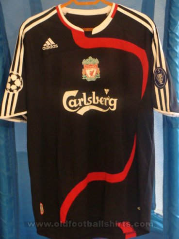 Liverpool Cup Shirt football shirt 2007 - 2008