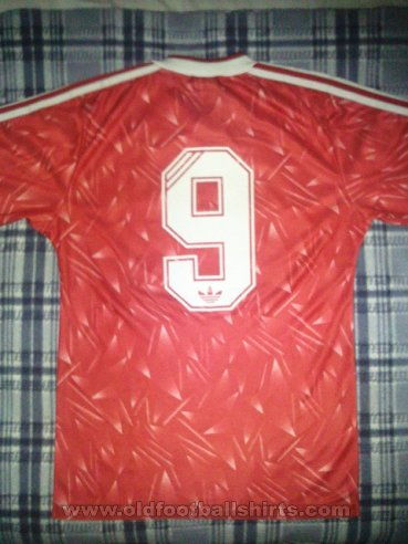 Liverpool Home football shirt 1989 - 1991