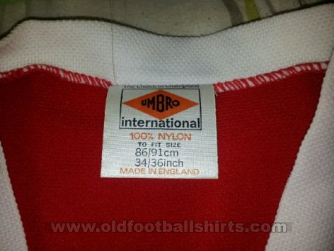 Liverpool Home football shirt 1977 - 1979