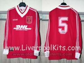 Liverpool Special football shirt 1995 - 1996