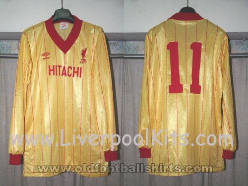 Liverpool Special football shirt 1980 - 1982