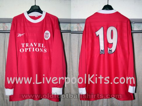 Liverpool Special football shirt 1999 - 2000