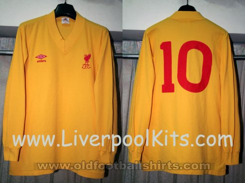 Liverpool Third football shirt 1979