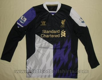 Liverpool Third football shirt 2013 - 2014