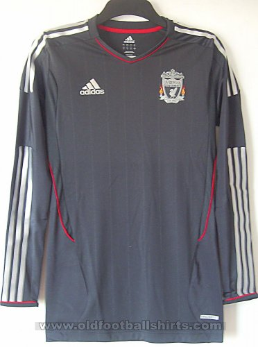 Liverpool Away football shirt 2011 - 2012