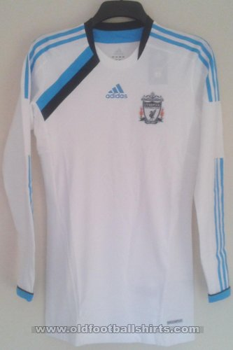 Liverpool Third football shirt 2011 - 2012