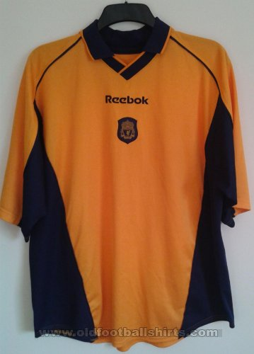 Liverpool Special football shirt 2000 - 2002