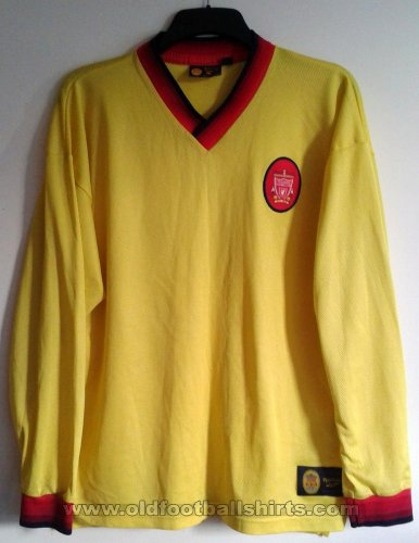 Liverpool Away football shirt 1997 - 1999
