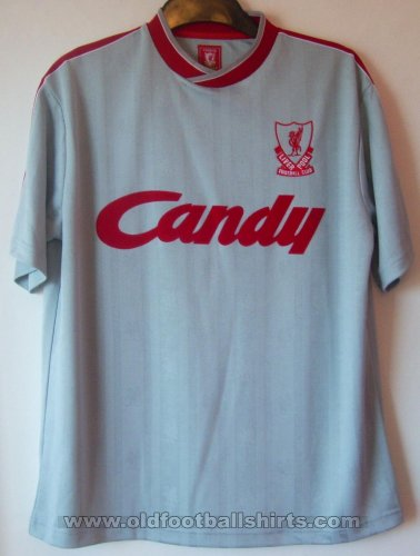 Liverpool Retro Replicas football shirt 1988 - 1989