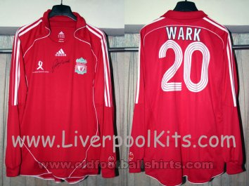 Liverpool Special football shirt 2006 - 2007