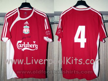 Liverpool Special football shirt 2007 - 2008
