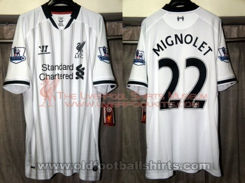 Liverpool Goalkeeper football shirt 2013 - 2014