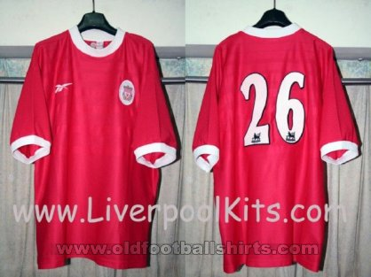 Liverpool Special football shirt 1998 - 2000