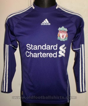 Liverpool Gardien de but Maillot de foot 2010 - 2011
