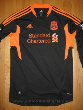 Liverpool Goalkeeper football shirt 2010 - 2012